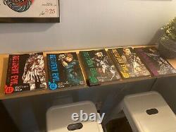 Resident Evil Manga Complete Set Near Mint OOP