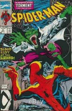 SPIDER-MAN #1-98 with ANN'97'98 NEAR MINT 1990 MARVEL COMPLETE SET MN-1583