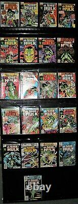 Savage She-hulk Near Complete Series Includes #1 Low Print #25 Series 21 Issues