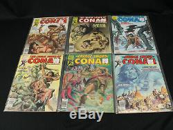 Savage Sword of Conan Near Complete Full Run 1-148, 150-167 + 39 More 205 Total