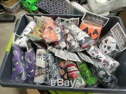 Scotty Cameron Halloween Head cover collection 17 some rares Nearly Complete set