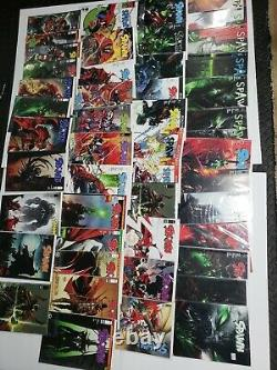 Spawn Image Comics Near Complete Full Series #1-#318 (-x7)+Variants Minis More