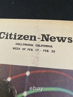 Star Trek TV WEEK. 1968 TV Mag, press, COMPLETE +INTACT Near mint NBC 60s rare