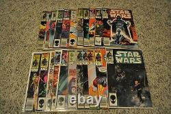 Star Wars #1-107 Marvel Full Run Lot 1 42 68 107 1977 Near Complete SET (97/107)