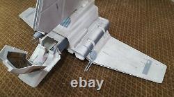 Star Wars 1984 Imperial Shuttle near complete, ROTJ