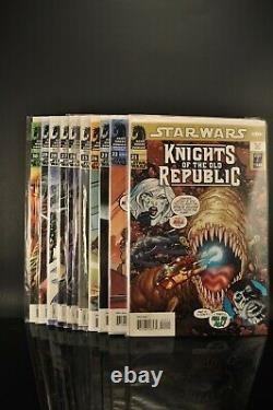 Star Wars Knights Of The Old Republic Near Complete Series 1-50 (49 of 50)