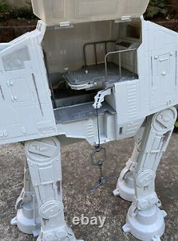 Star Wars Legacy Collection Imperial AT-AT Walker Near Complete Sounds Work 2010
