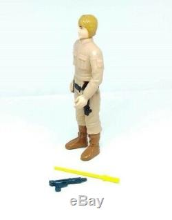 Star Wars Vintage Lili Ledy Luke Bespin Variant Rare Complete Near Mint Mexico