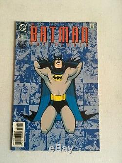 The Batman Adventures #1-38 Near Complete