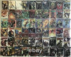 Thunderbolts #0 1-174 Annuals One-shots Nm- Near Complete Marvel Comics Set Lot