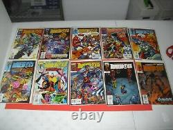 Thunderbolts 1-190 (See pics) all around VF/NM! 1997 Marvel near complete set
