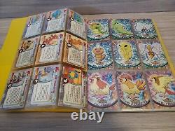 Topps Pokemon Card Collection Series 1 Near Complete Set & More Charizard