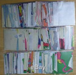 UPDATED! Rare Uruguay Basuritas Near Complete Set Cards Garbage Pail Kids