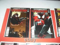 Ultimate Comics All New Spider-Man 1-12 all VF/NM! 2011 near complete set 1935