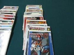 Ultimate Spider-Man Bendis-Bagley Near Complete Set 1-103 NM/MNT- All Original