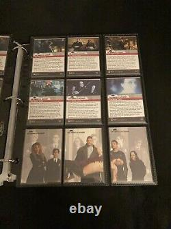 Umbrella Academy Trading Cards Lot Season One Rittenhouse Near Complete Set