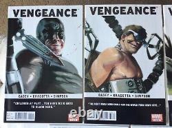 Vengeance 2-6 Near Complete Set (2011) 3 4 5, No 1, 2nd App. Ms. America Chavez