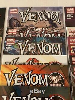 Venom (2011-2013) 1-42 ALL NM Near Complete Agent Venom / Circle of Four