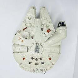 Vintage 1982 Kenner Star Wars Micro Collection Millennium Falcon-Nearly Complete