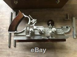 Vintage Hand Plane Record 405 Complete (no Cutters) Near Mint Just Dusty