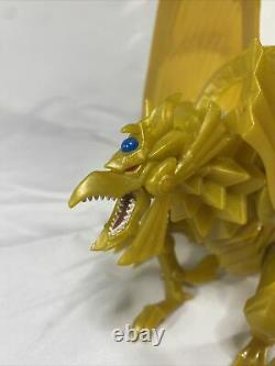 Vintage Mattel Yu-Gi-Oh! Wing Dragon of Ra 13 Deluxe Model Kit Near Complete