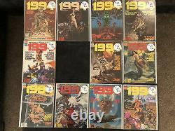 Warren 1984 And 1994 Magazine Near Complete 1-29 Missing 3,8,18,26 Lot Of 25