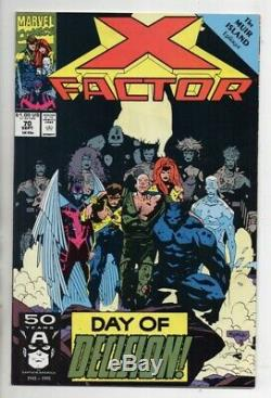 X-Factor #1-148 + Annuals 1-7! (Missing #6 & 142) NEAR COMPLETE SERIES! 1986