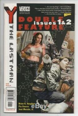 Y The Last Man #3-60 Minus #46 & 47 NEAR COMPLETE SERIES All 1st Prints! VF-NM