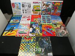 Zap Comix Issues 0 16 Complete Set Full Run Near Mint Underground Comix