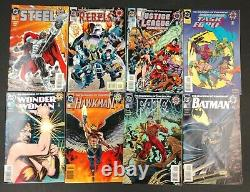 Zero Hour Crisis In Time 66 Vf/nm Books 1994 Near Complete Set, Giant Crossover